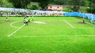 Tacaná FC. Segundo Golazo de Tacaná
