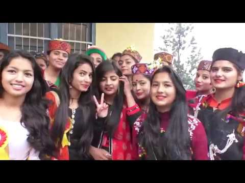 Farewell Party Girl School kullu ......