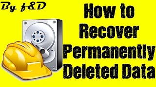 Recuva : Recover permanently deleted files from SD card, USB flash drive, Hard drive