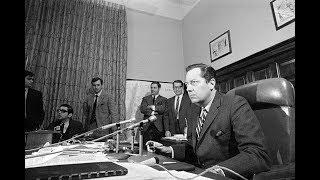 Jim Garrison on the JFK Assassination and Fascism - Intro w/ James DiEugenio