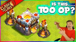 IS THIS... TOO OP FOR YOU?! Clash of Clans UPDATE MAKES PLAYERS FROSTY