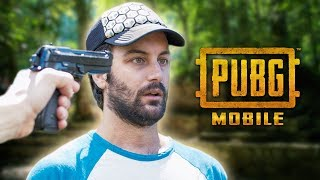 AFK - When you want to get some easy kills in PUBG Mobile