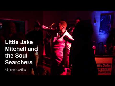 Little Jake Mitchell and The Soul Searchers, live