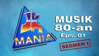 Download Mp3 Jeka Mania - Musik 80-an Eps. 01  Segmen 1