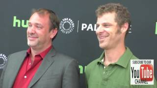 Trey Parker and Matt Stone at The Paley Center For Media Presents Special Retrospective Event Honori