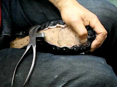 釣り込み コバヤシ靴店
