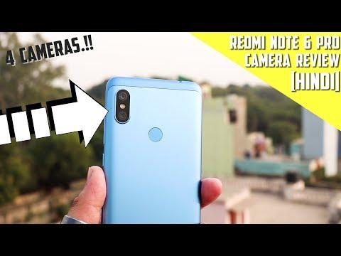 [HINDI] Redmi Note 6 Pro Camera Review [IN-DEPTH]