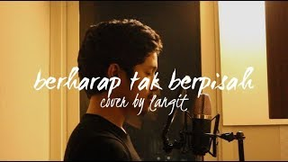 Gambar cover Berharap Tak Berpisah by Reza Artamevia (Cover by Langit)
