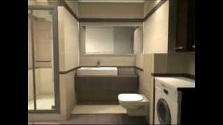 Projekt aranżacja łazienka elite-design.pl