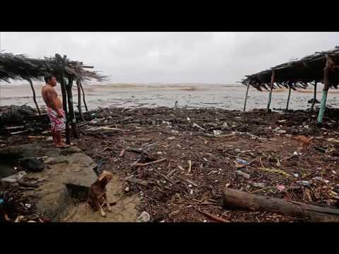 Nate at Hurricane Strength as Region Faces $1 Billion Damage