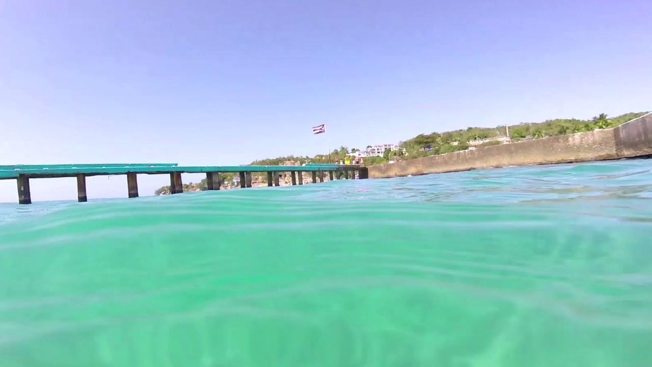 Crash Boat Aguadilla Puerto Rico - YouTube