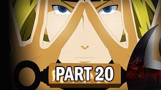 Naruto Shippuden: Ultimate Ninja Storm Revolution Walkthrough Part 20 - Minato