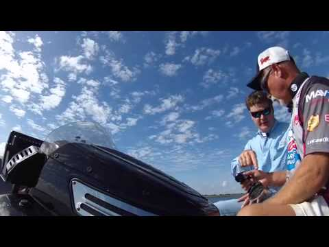 Technical Bass Speak: iON Camera with FLW Tour pro Bill McDonald