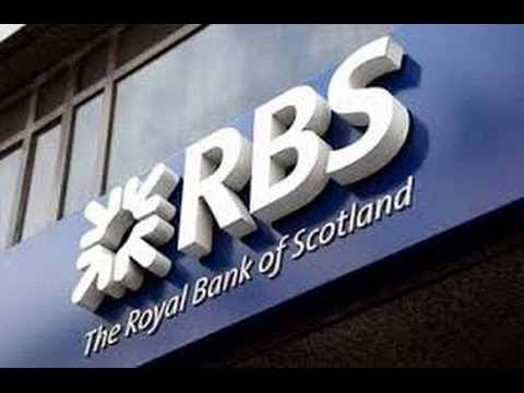"Royal Bank Of Scotland says ""Sell Everything"""