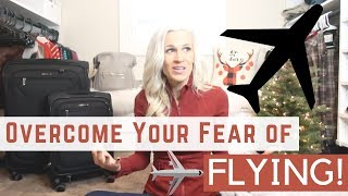 FEAR OF FLYING 🛫Overcoming the Fear of Flying