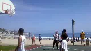 sherm and pals in laguna beach california dunk by g video by the sherm