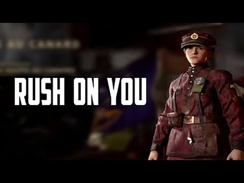 Rush On You ® Call of Duty: WWII