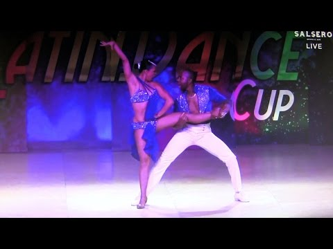 WLDCup 2015 ~ Final Salsa On1 ~ Daniela León & Jermmy Largacha