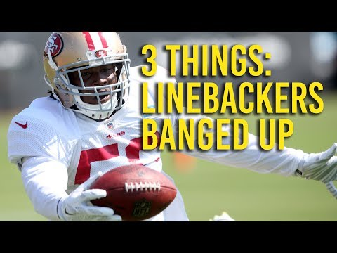 49ers camp: Reuben Foster hurt and C.J. Beathard rises