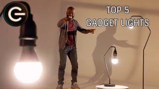 Top 5 Gadget Lights | The Gadget Show