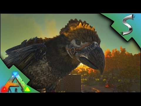PERFECT ARGY TAMING! SYNTAC FINALLY TAMES A FLYER! | Ark: Survival Evolved [S3E22]