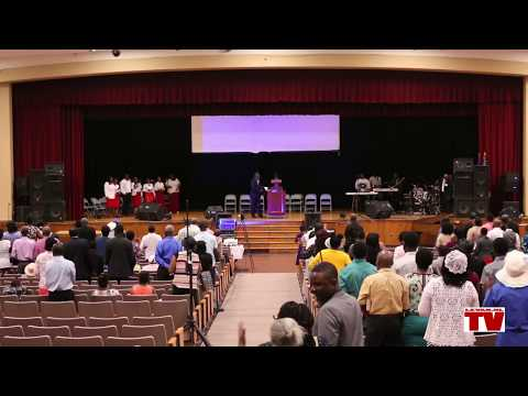 Philadelphia Haitian Crusade 2017 Day 1 Worship