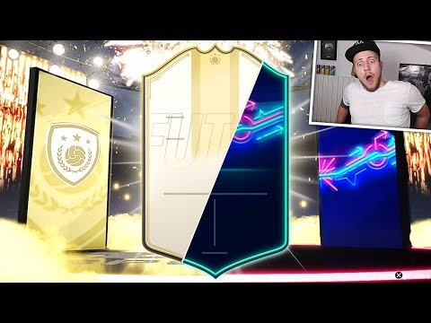NUOVE ICON MOMENTS, OTW & UPGRADES PREMIER LEAGUE! | FIFA 19 WINTER REFRESH PACK OPENING
