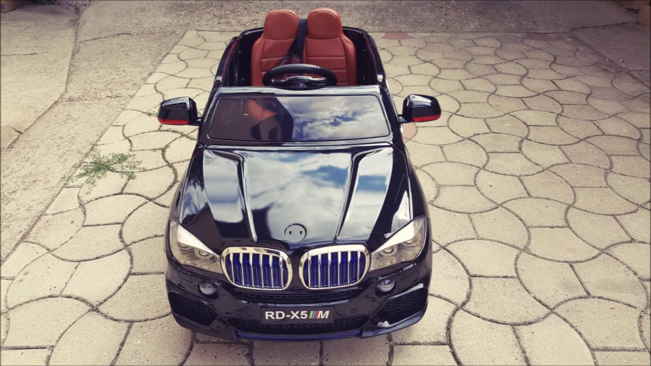 Bmw X5 Kids Car Youtube