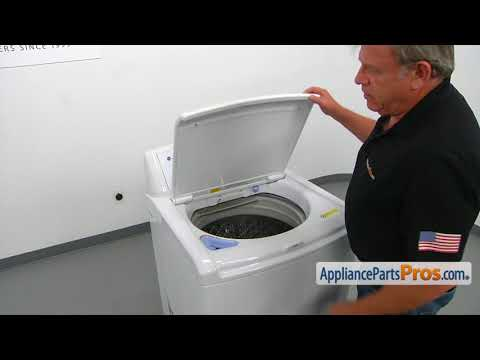 How To Replace: LG/Kenmore Washer Pulsator Cap 5006EA3009B