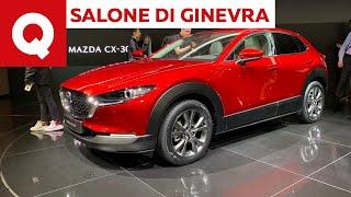 Mazda CX-30, se non vuoi la CX-3, ma nemmeno la CX-5 - Salone di Ginevra 2019   Quattroruote