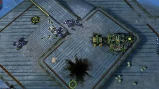 Supreme Commander 2 Gameplay