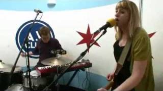 Wye Oak with Jonathan Meiburg - Strangers (The Kinks cover)