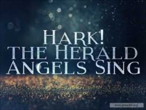 Hark the Herald Angles Sing  (In the Style of Sovereign Grace) KARAOKE