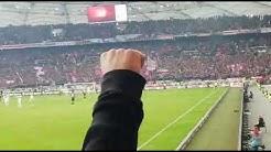 VfB Tor zum 3:0 + Spielerverabschiedung | Stuttgart feiert Derbysieg (24.11.2019) | VfB 3:0 KSC