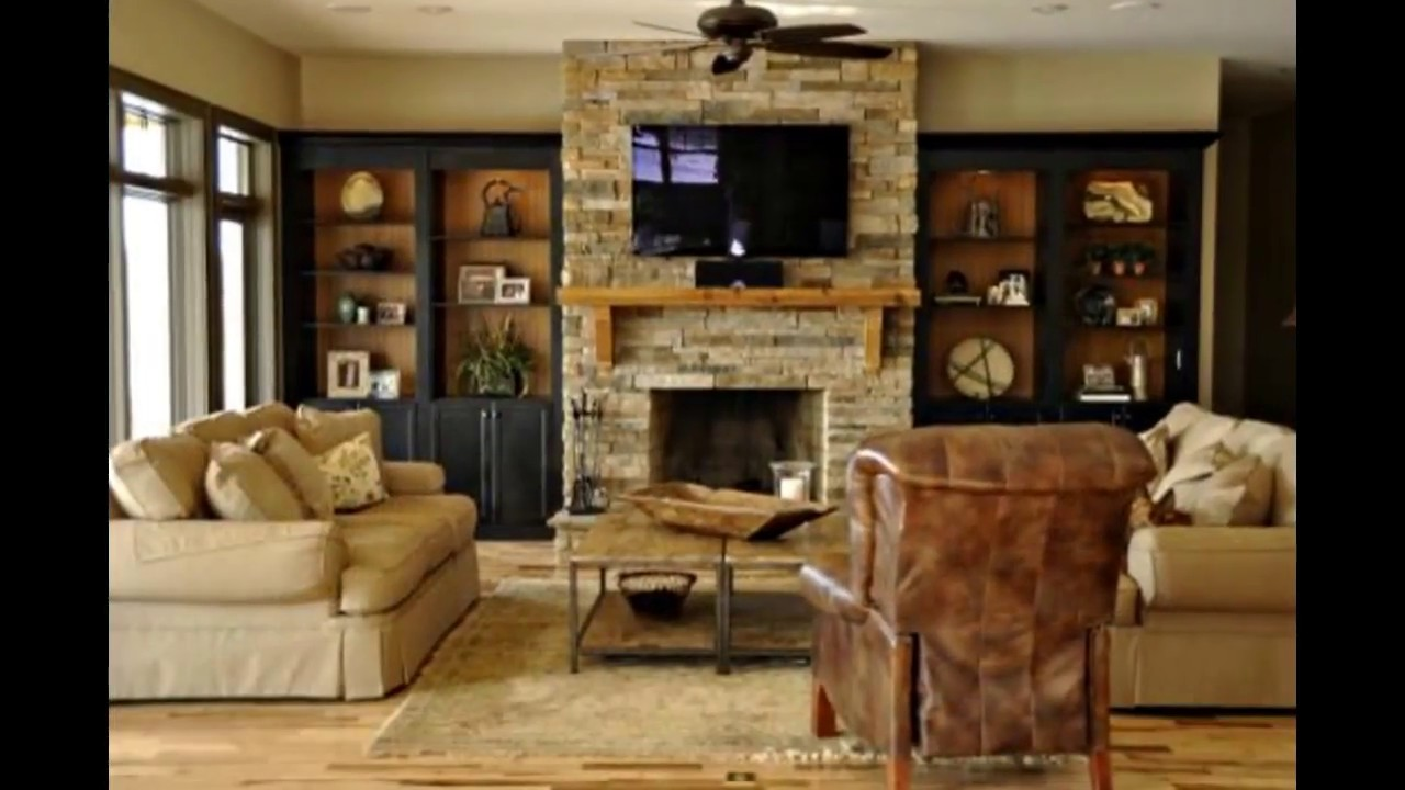 awesome built in bookcase around fireplace ideas - Built In Bookshelves Around Fireplace