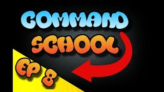 Command Block School EP 8 SpreadPlayers Command Tutorial