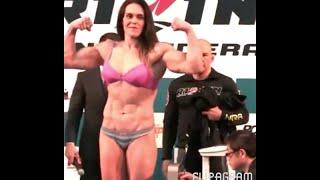 RIZIN MMA Gabi Garcia vs Lei