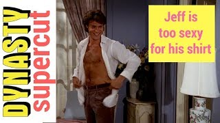 Gambar cover JEFF is too sexy for his shirt- Dynasty 80s TV Show supercut