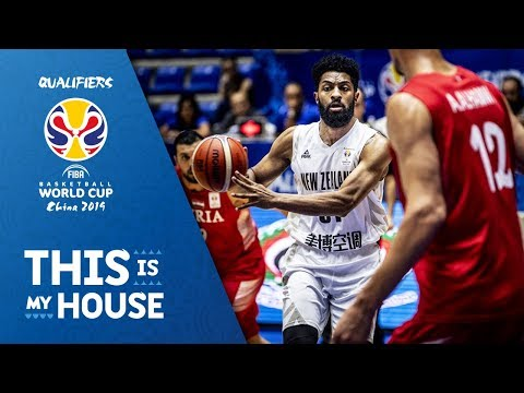 HIGHLIGHTS: New Zealand vs. Syria (VIDEO) September 13 | Asian Qualifiers