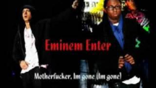 Lil Wayne & Enimem Drop The World