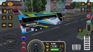 Mobile Bus Simulator #1 - Best Car Game Android iOS Gameplay FHD