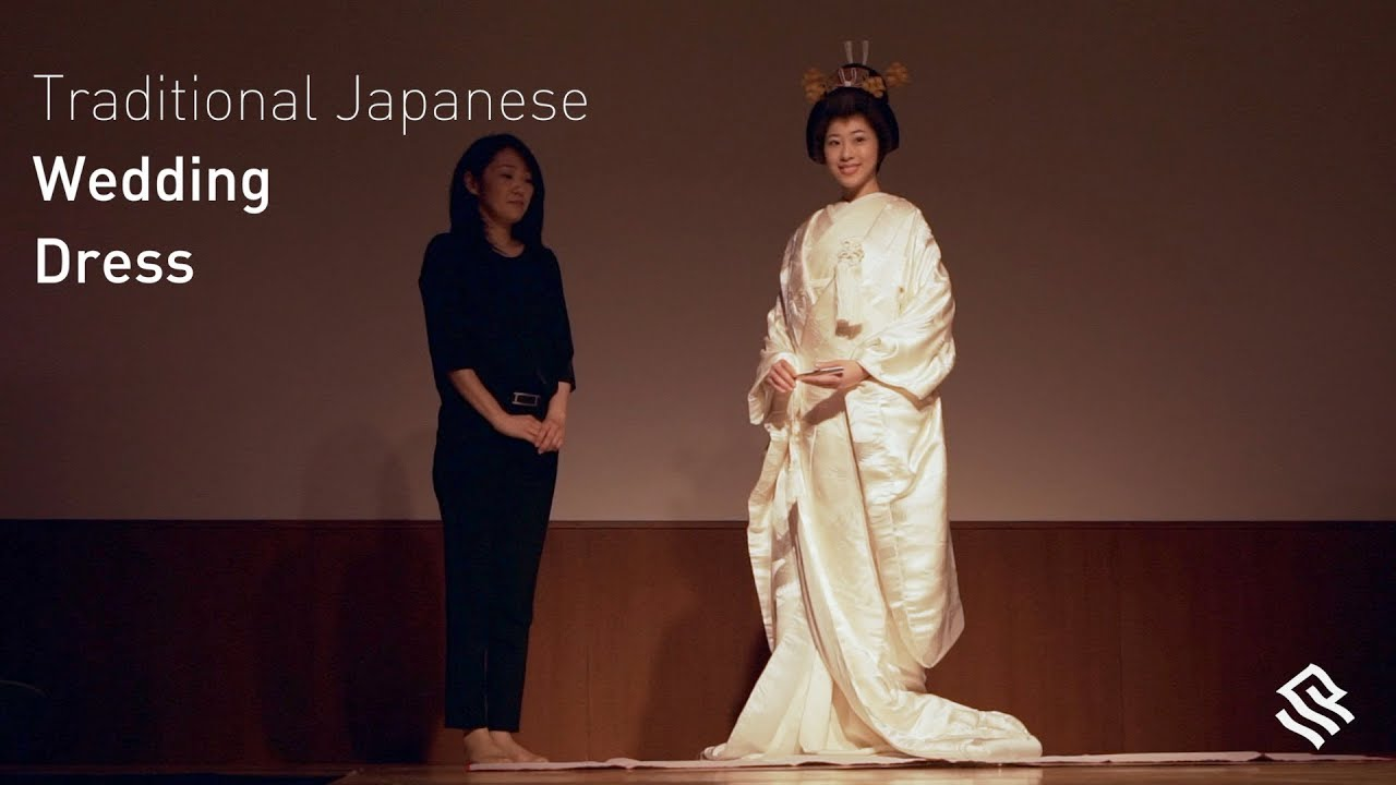 Traditional Japanese Wedding.Japanese Wedding Ceremony Traditions Shinto Rituals Video