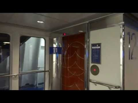 MacGREGOR Navire (mod. by: LiftCom) Traction Elevator @ Cruiseferry M/S Silja Symphony