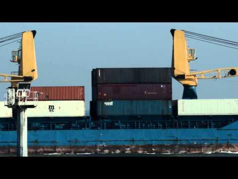 130305 Shipspotting Rotterdam