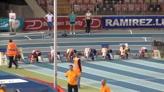 60 m U18 Indoor Meeting Luxembourg 07.01.2012