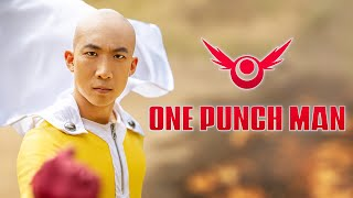 ONE PUNCH MAN LIVE ACTION - Saitama vs Genos | RE:Anime