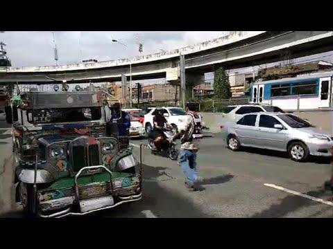 iACT MMDA LTO LTFRB on EDSA Jeepneys