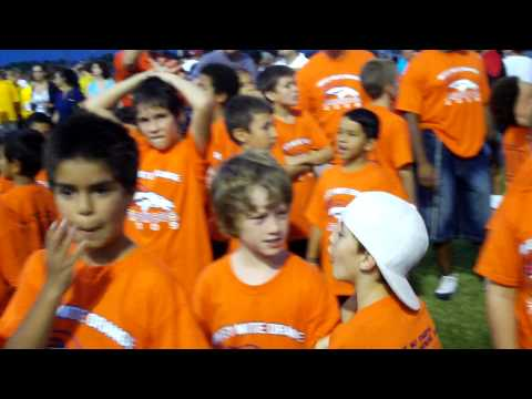 Marana Bronco Orange Crush