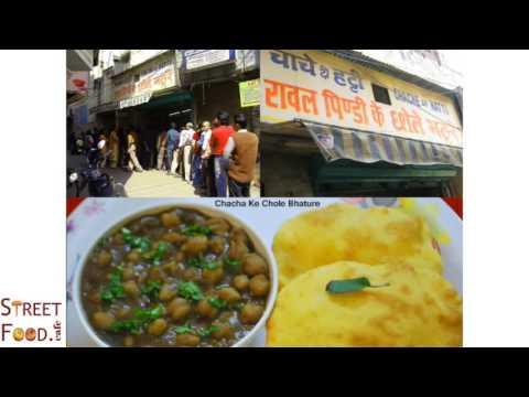 Chache Di Hatti   Kamla Nagar ke Aaloo Wale Bhatoore