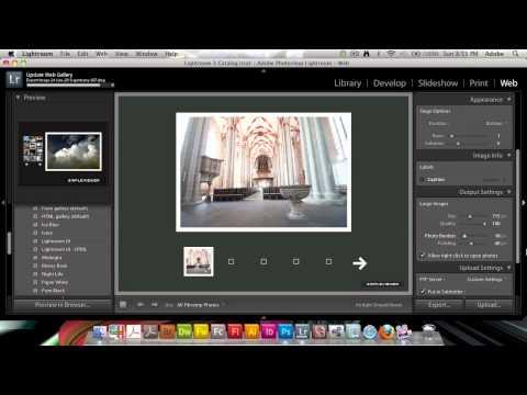 LdL #20: Webbgalleri med Simpleviewer